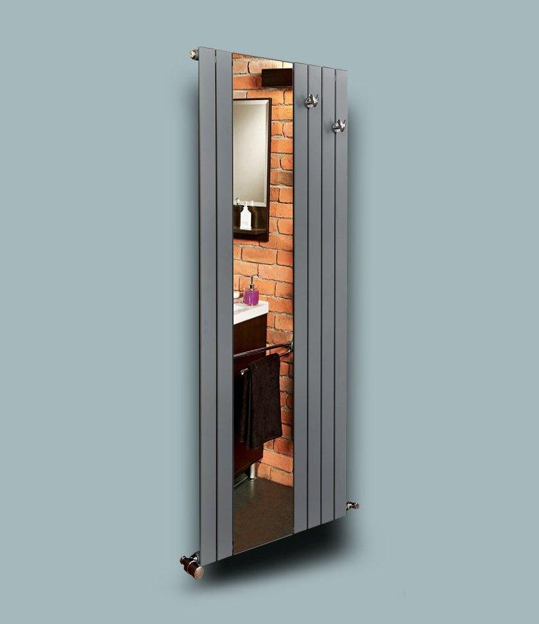 Дизайнерский радиатор – не только элемент декора, но и основное отопление