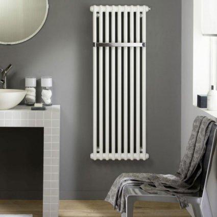 Вертикальные радиаторы отопления – преимущества, недостатки, на что обратить внимание при выборе