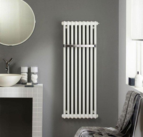 Вертикальный радиатор отопления: какой он