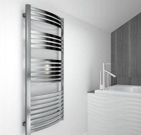Дизайнерские полотенцесушители: подчеркните индивидуальность стиля
