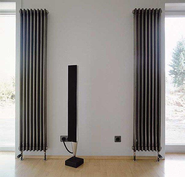 Дизайнерские радиаторы отопления – изюминка в интерьере