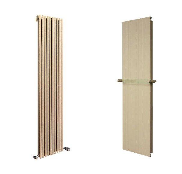 Дизайнерские радиаторы – стильное украшение помещения