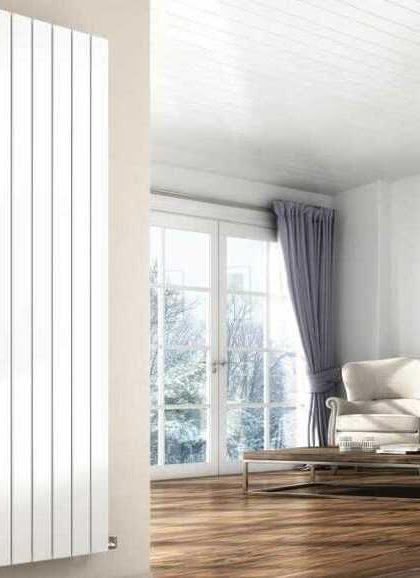 Вертикальный радиатор: теплый акцент в интерьере вашего дома