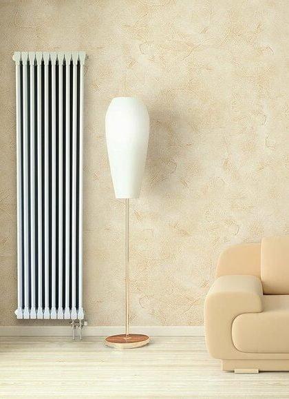 Вертикальные радиаторы: изысканное тепло