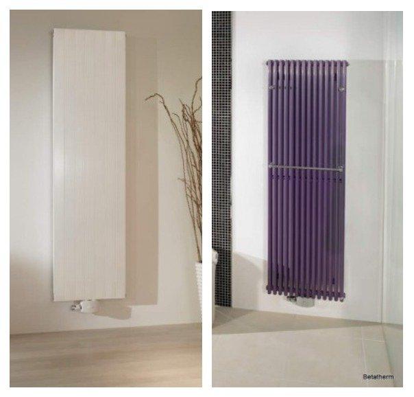 Вертикальные радиаторы. Находка для вашего дома