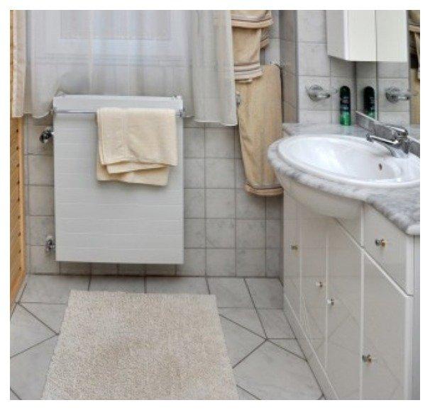 водяная сушка для полотенец