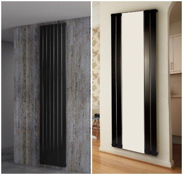 Где применяются вертикальные радиаторы отопления