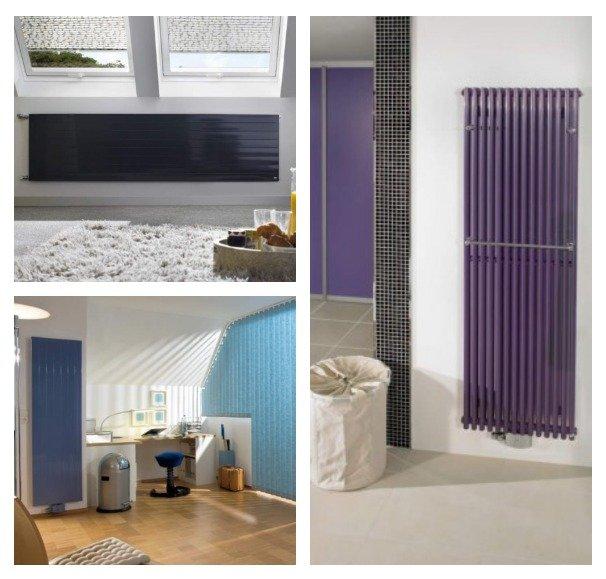 Как выбрать дизайнерские радиаторы отопления