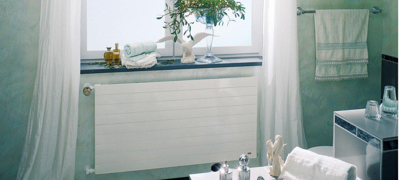 Выбор горизонтальных радиаторов отопления