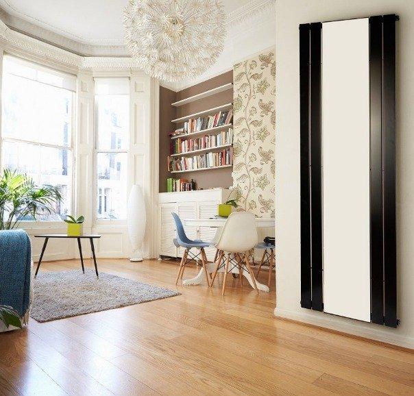Вертикальные радиаторы: особенности конструкции