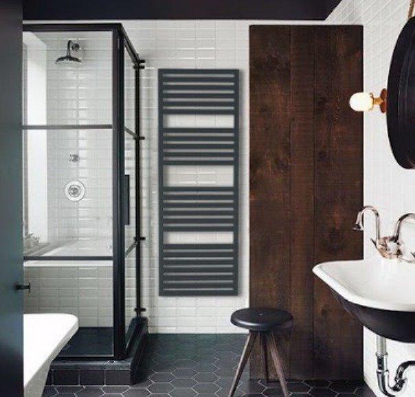 Дизайнерские полотенцесушители: идеи, продуманные до мелочей